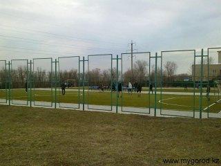 Футбол - Парк Победы (апрель)