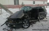 Авария VW