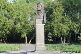 Монумент Пушкина