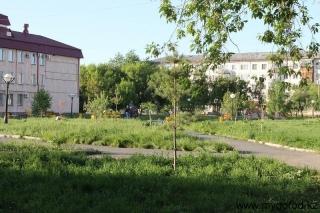 Сквер Пушкина - 1
