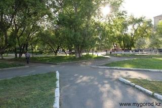 Сквер Пушкина - 2