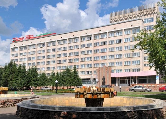 Гостиница Кызыл-жар