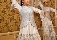 Казахский наряд