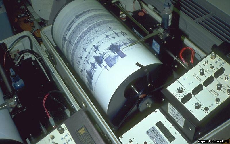 В828км отАлматы случилось землетрясение