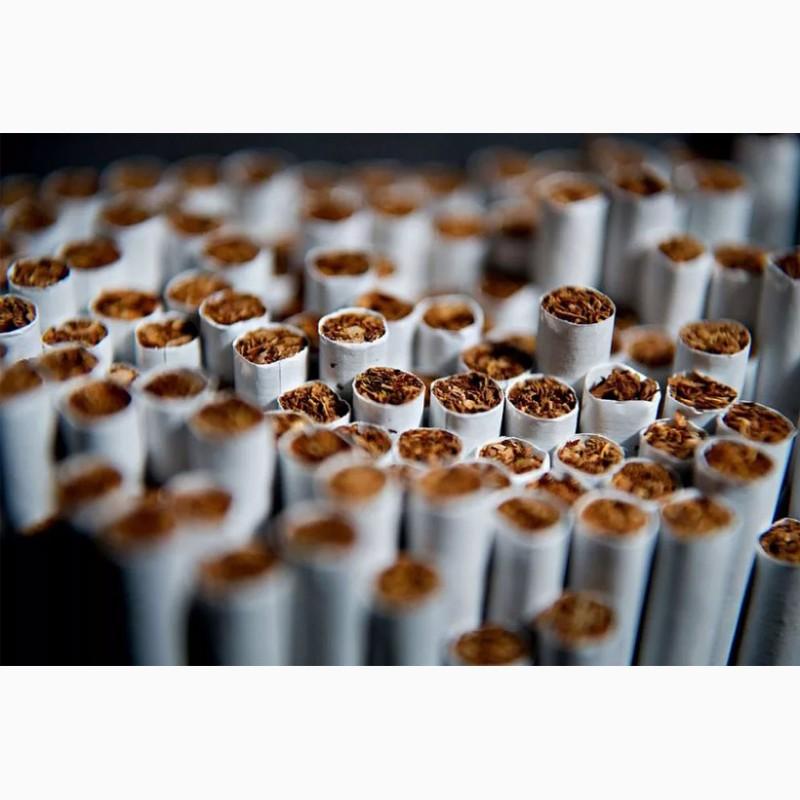 производство табачных изделий 2021